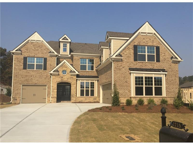 1715 Blackstone Avenue, Cumming, GA 30041 (MLS #5749859) :: North Atlanta Home Team