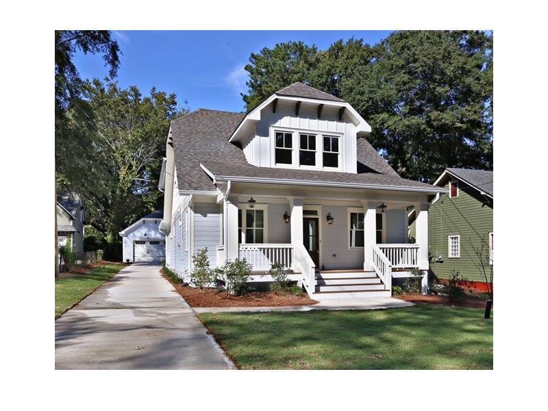 2648 Knox Street NE, Atlanta, GA 30317 (MLS #5750031) :: North Atlanta Home Team