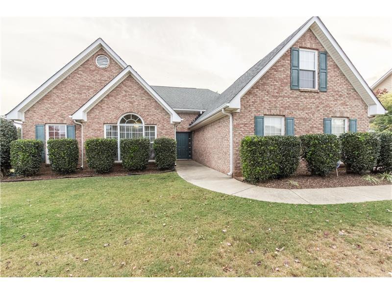 1478 Elena Drive, Mcdonough, GA 30253 (MLS #5750286) :: North Atlanta Home Team