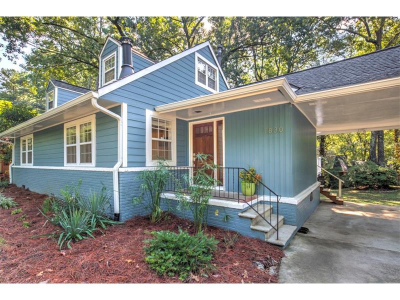 1830 Moores Mill Road NW, Atlanta, GA 30318 (MLS #5750369) :: North Atlanta Home Team