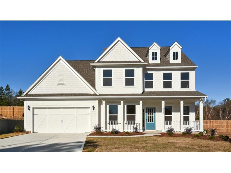 6223 Providence Club Drive, Mableton, GA 30126 (MLS #5750503) :: North Atlanta Home Team