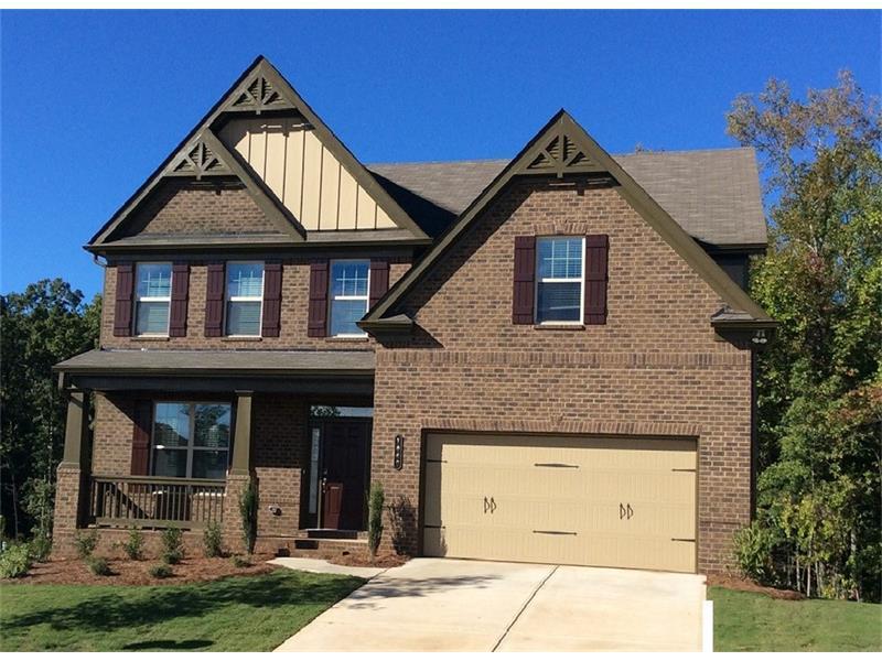 1060 Buxton Way, Alpharetta, GA 30004 (MLS #5750889) :: North Atlanta Home Team
