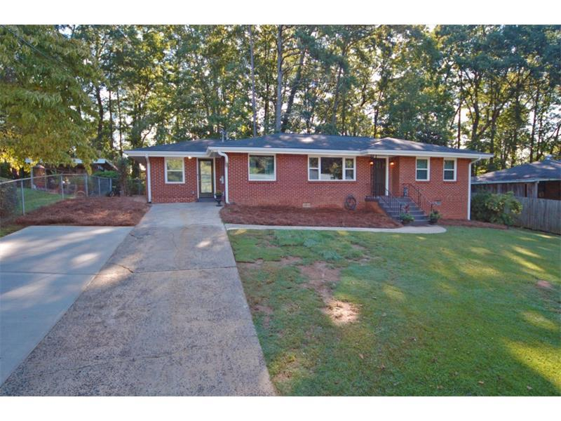 3735 Alpine Drive SE, Smyrna, GA 30082 (MLS #5751069) :: North Atlanta Home Team