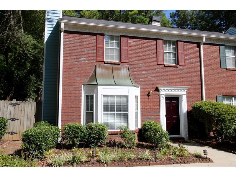 632 Anderson Walk, Marietta, GA 30062 (MLS #5751105) :: North Atlanta Home Team