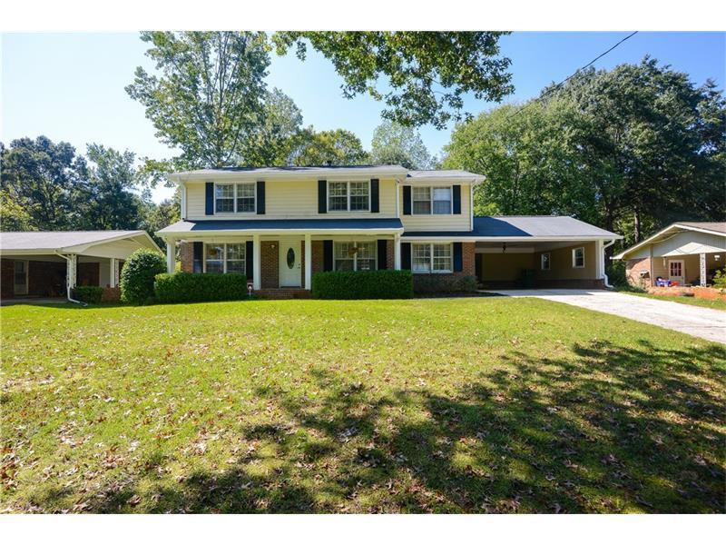 4140 Deerwood Parkway SE, Smyrna, GA 30082 (MLS #5751216) :: North Atlanta Home Team