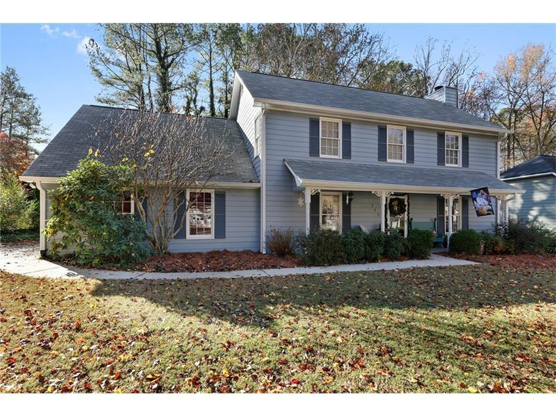2401 Southern Oak Drive SW, Marietta, GA 30064 (MLS #5751454) :: North Atlanta Home Team