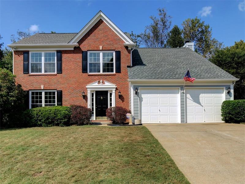 3464 Chastain Glen Lane NE, Marietta, GA 30066 (MLS #5751581) :: North Atlanta Home Team