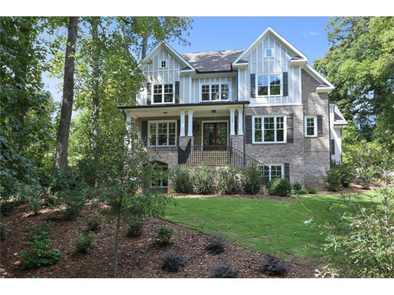 1868 Windemere Drive NE, Atlanta, GA 30324 (MLS #5751733) :: North Atlanta Home Team