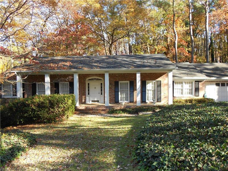 2321 Sherbrooke Drive NE, Atlanta, GA 30345 (MLS #5751865) :: North Atlanta Home Team