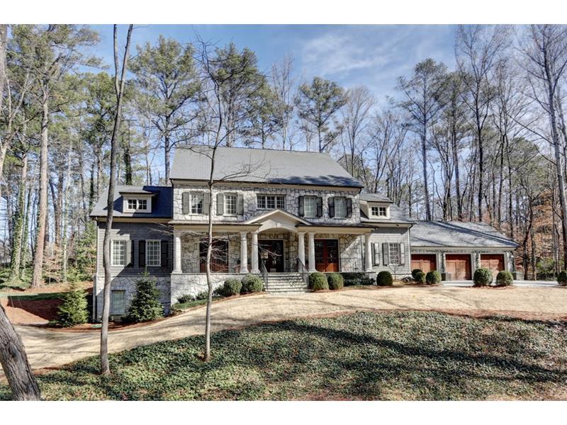4369 Sentinel View NW, Atlanta, GA 30327 (MLS #5752419) :: North Atlanta Home Team