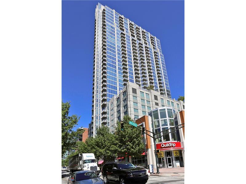 855 Peachtree Street NE #2103, Atlanta, GA 30308 (MLS #5752445) :: North Atlanta Home Team