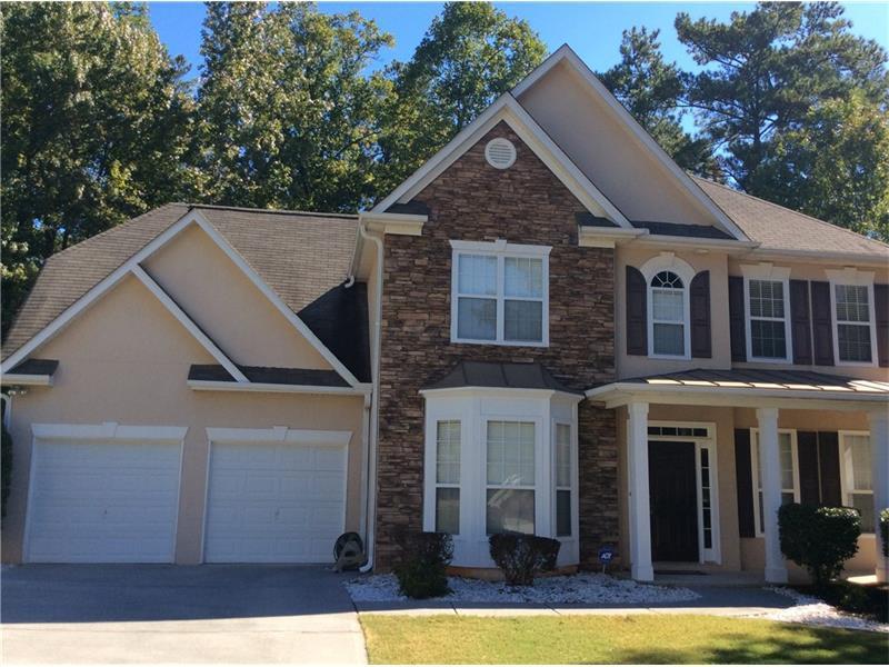 5461 Trumpet Vine Trail SE, Mableton, GA 30126 (MLS #5752843) :: North Atlanta Home Team
