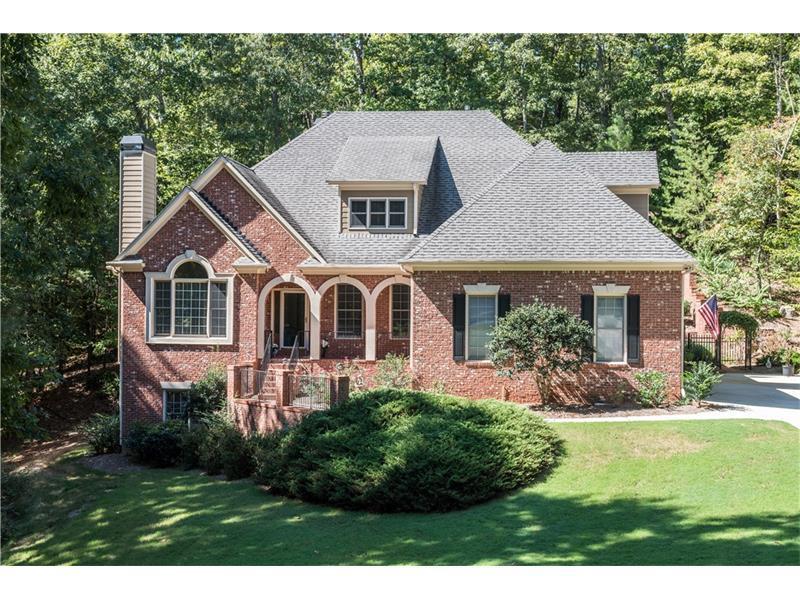 307 William Falls Drive, Canton, GA 30114 (MLS #5752904) :: North Atlanta Home Team
