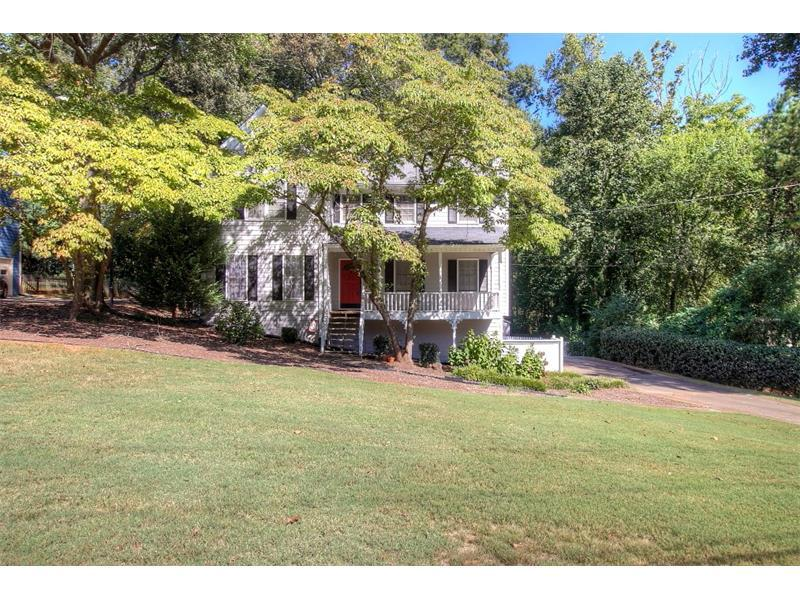 1279 Morgan Chase Terrace NE, Marietta, GA 30066 (MLS #5755395) :: North Atlanta Home Team