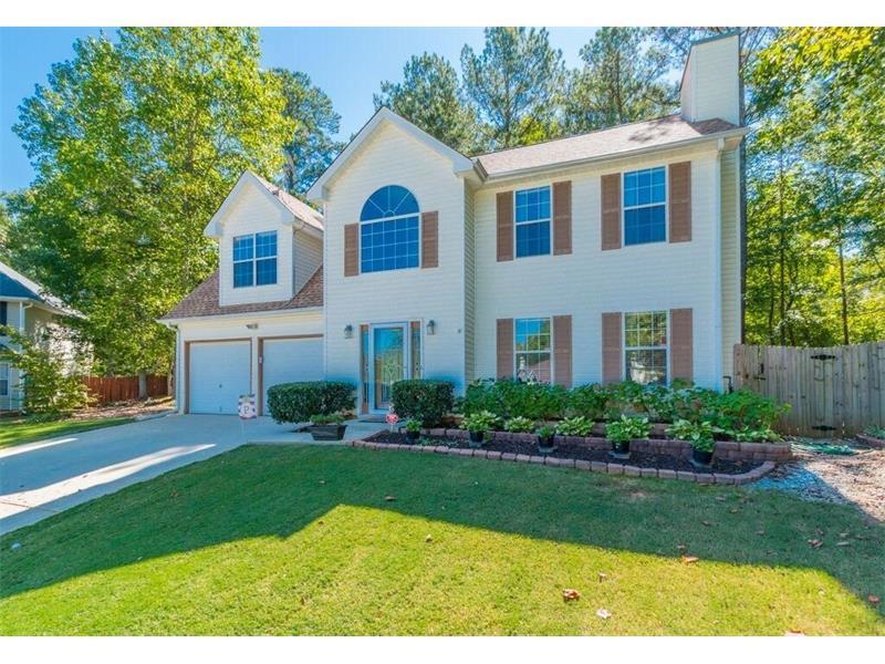 6695 Manor Creek Drive, Douglasville, GA 30135 (MLS #5755880) :: North Atlanta Home Team