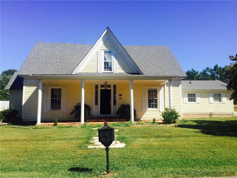 311 S Main Street, Adairsville, GA 30103 (MLS #5756191) :: North Atlanta Home Team