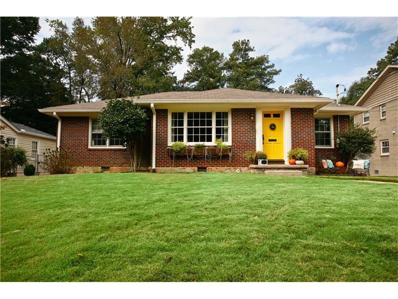 47 Berkeley Road, Avondale Estates, GA 30002 (MLS #5756388) :: North Atlanta Home Team