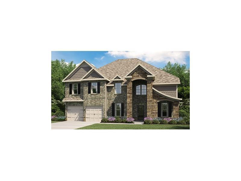 541 Saferon Walk, Mcdonough, GA 30252 (MLS #5756539) :: North Atlanta Home Team