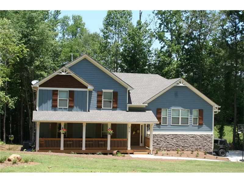221 Woods Circle, Ball Ground, GA 30107 (MLS #5756552) :: North Atlanta Home Team