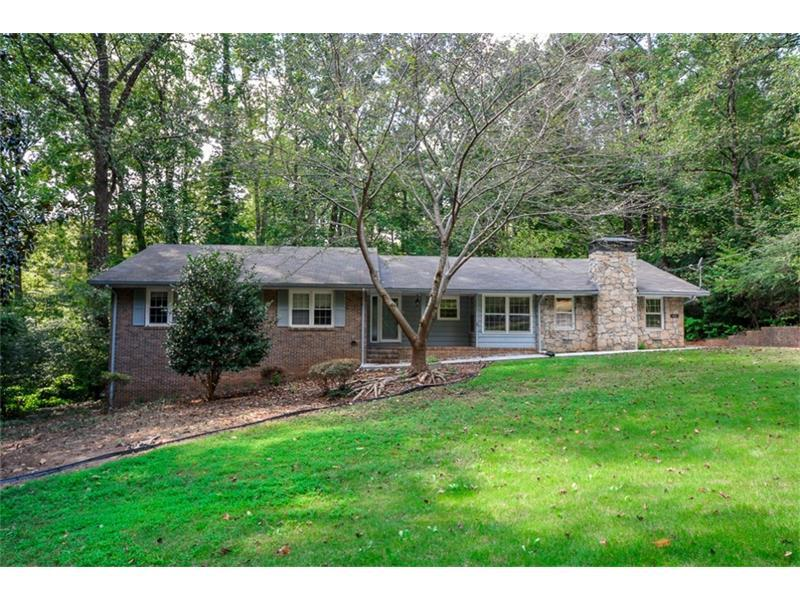 2166 Mountclaire Court, Stone Mountain, GA 30087 (MLS #5756831) :: North Atlanta Home Team