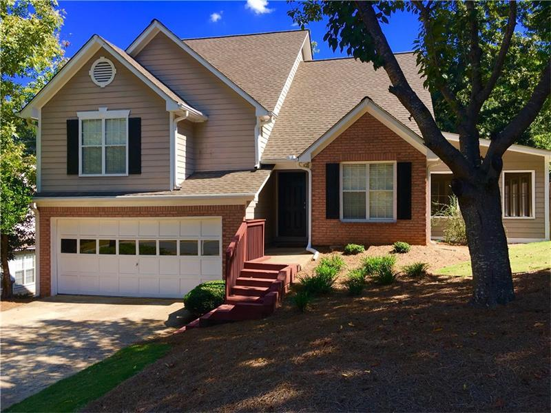 3510 English Oaks Drive NW, Kennesaw, GA 30144 (MLS #5756838) :: North Atlanta Home Team
