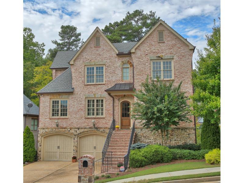1700 Buckhead Court NE, Brookhaven, GA 30324 (MLS #5756884) :: North Atlanta Home Team