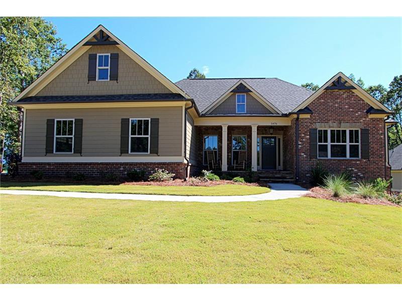 5476 Fishermans Cove, Gainesville, GA 30506 (MLS #5757787) :: North Atlanta Home Team