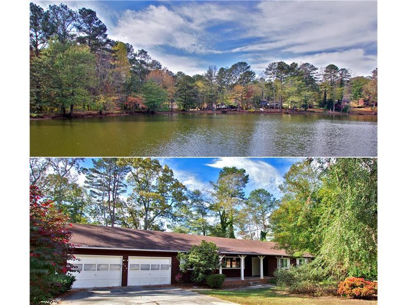 603 Fond Du Lac Drive, Stone Mountain, GA 30088 (MLS #5757957) :: North Atlanta Home Team