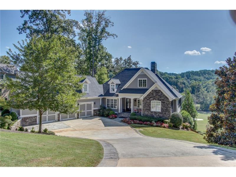330 Golden Bear Pass, Dahlonega, GA 30533 (MLS #5758121) :: North Atlanta Home Team