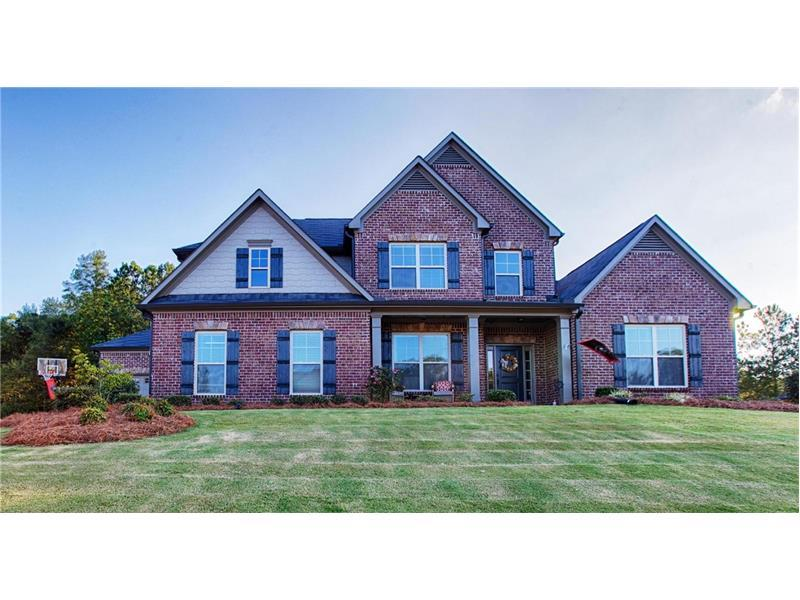 1398 Mill Pointe Court, Lawrenceville, GA 30043 (MLS #5758242) :: North Atlanta Home Team