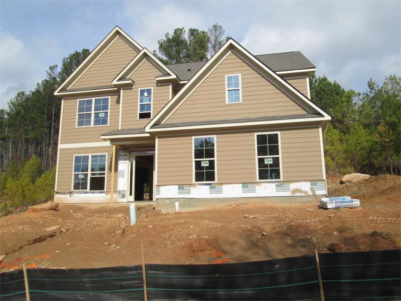 378 Blackberry Run Trail, Dallas, GA 30132 (MLS #5758438) :: North Atlanta Home Team