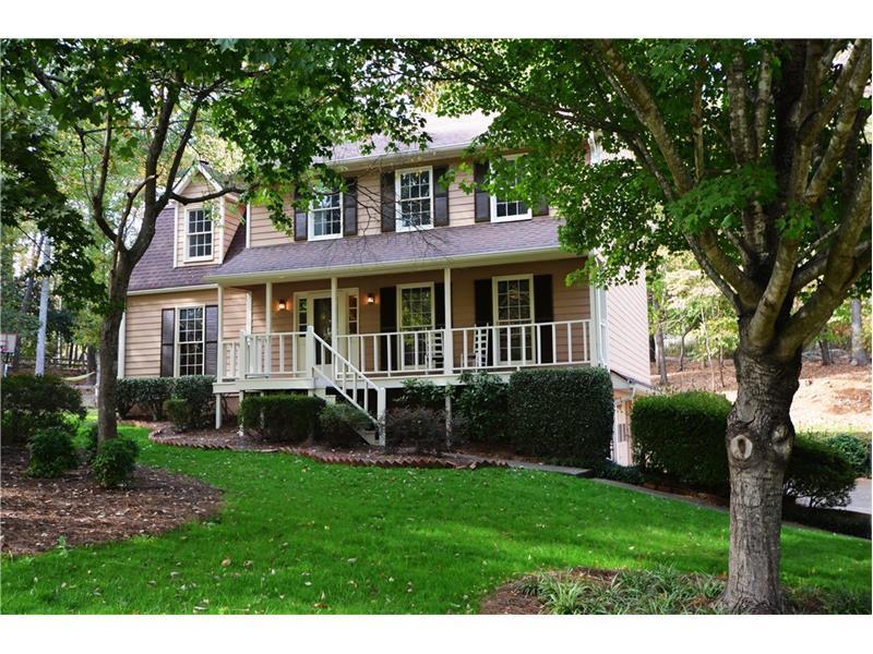 490 Springs End Lane NE, Marietta, GA 30068 (MLS #5758488) :: North Atlanta Home Team