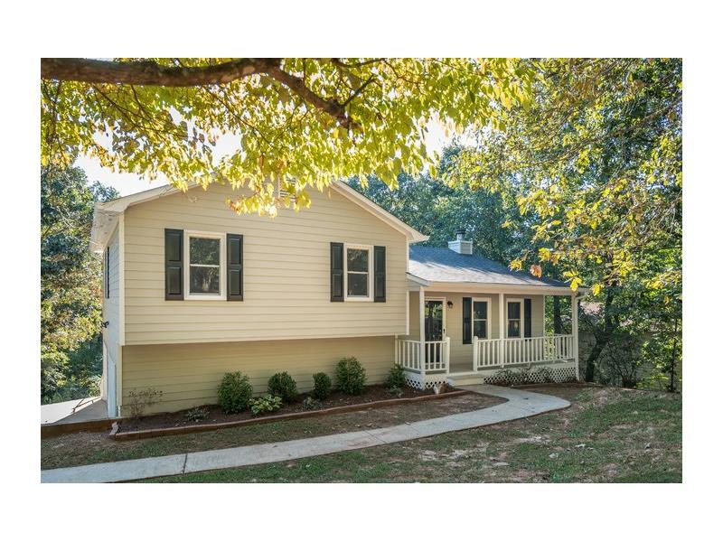 14 Davis Mill Drive, Dallas, GA 30157 (MLS #5758745) :: North Atlanta Home Team