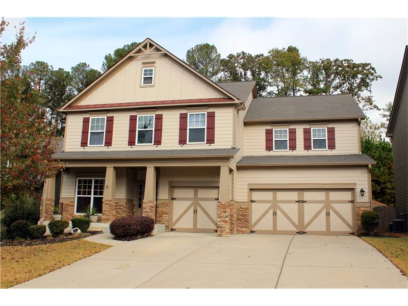 225 Anniversary Lane, Acworth, GA 30102 (MLS #5758815) :: North Atlanta Home Team