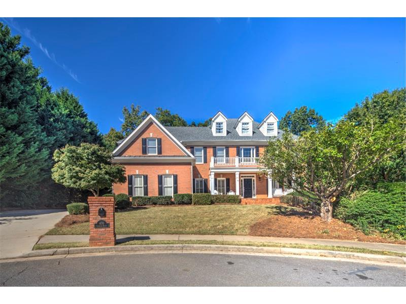 470 Garrick Point, Alpharetta, GA 30022 (MLS #5758986) :: North Atlanta Home Team