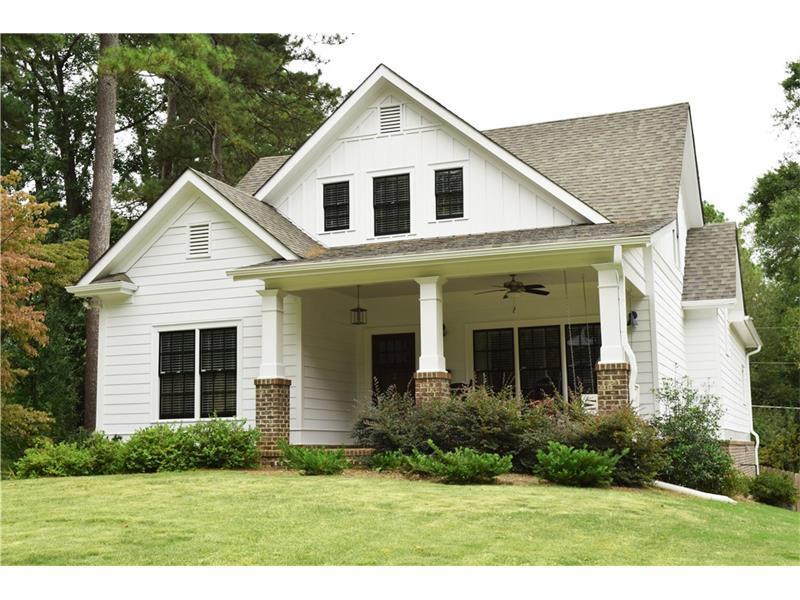 2 Exeter Road, Avondale Estates, GA 30002 (MLS #5759013) :: North Atlanta Home Team