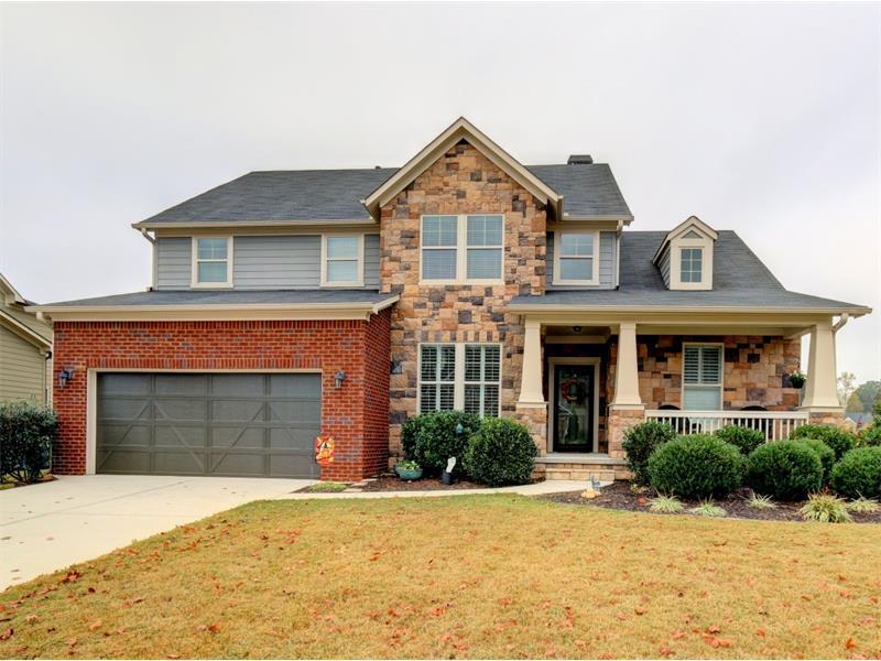 314 Spotted Ridge Circle, Woodstock, GA 30188 (MLS #5759035) :: North Atlanta Home Team
