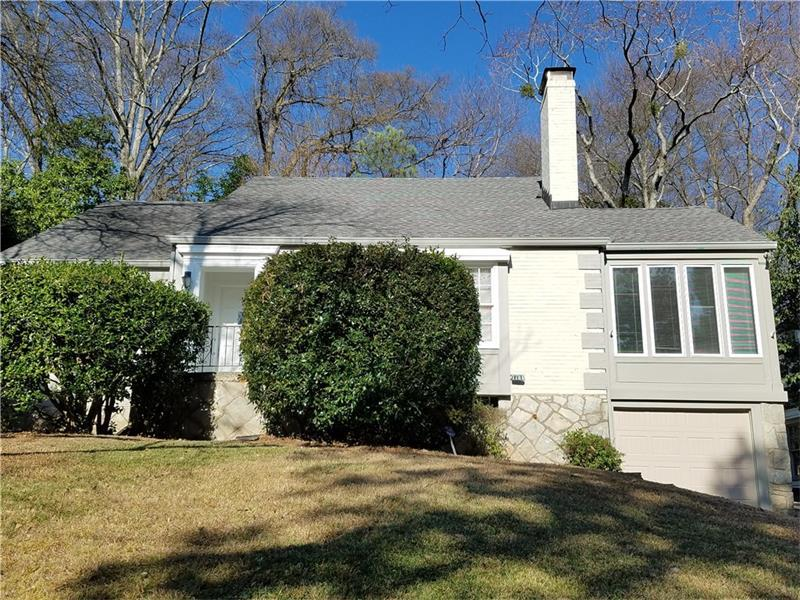 1106 Lanier Boulevard NE, Atlanta, GA 30306 (MLS #5759089) :: North Atlanta Home Team