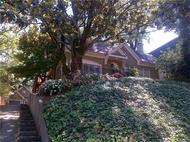 1255 Stillwood Drive NE, Atlanta, GA 30306 (MLS #5759098) :: North Atlanta Home Team