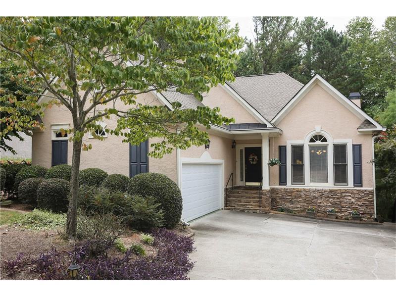 1015 Golf Estates Drive, Woodstock, GA 30189 (MLS #5759353) :: North Atlanta Home Team