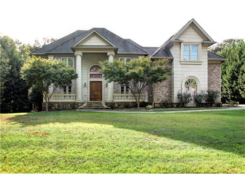 290 Cameron Ridge Drive, Atlanta, GA 30328 (MLS #5759522) :: North Atlanta Home Team