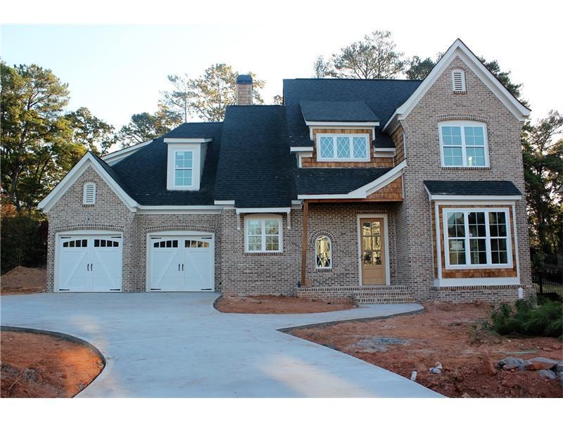 4920 NE Gresham Ridge Drive NE, Kennesaw, GA 30144 (MLS #5759701) :: North Atlanta Home Team