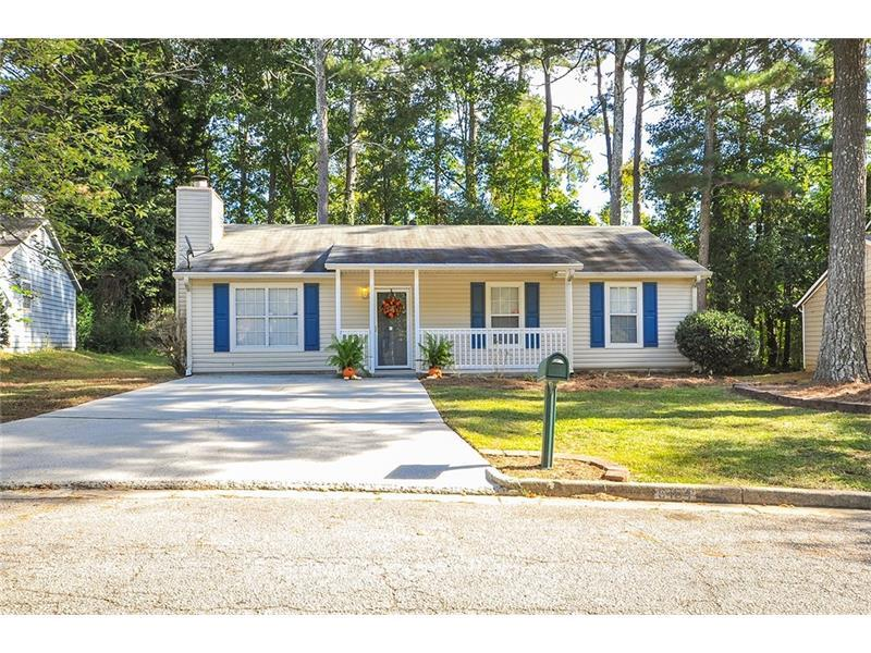 6154 Marbut Farms Chase N, Lithonia, GA 30058 (MLS #5760288) :: North Atlanta Home Team