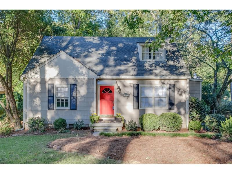 2888 Skyland Drive NE, Brookhaven, GA 30341 (MLS #5760350) :: North Atlanta Home Team