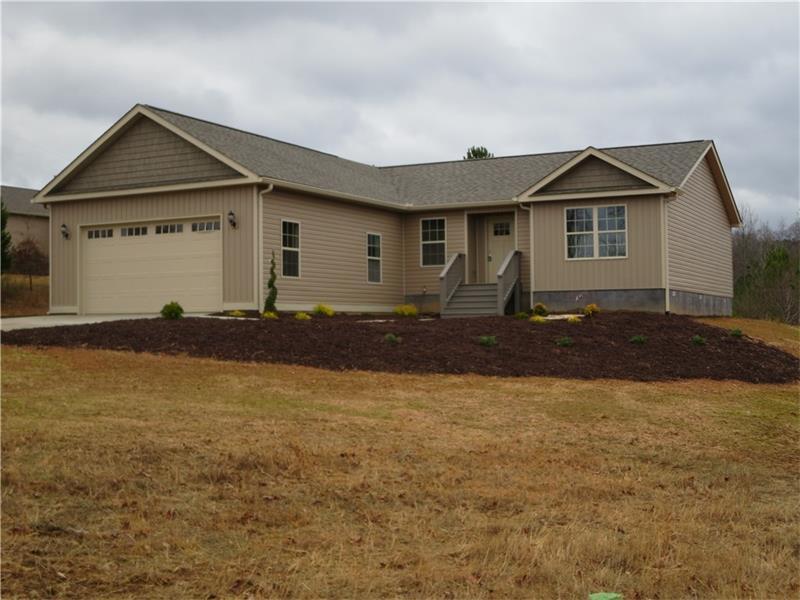 1776 Bryant Road, Ranger, GA 30734 (MLS #5760740) :: North Atlanta Home Team