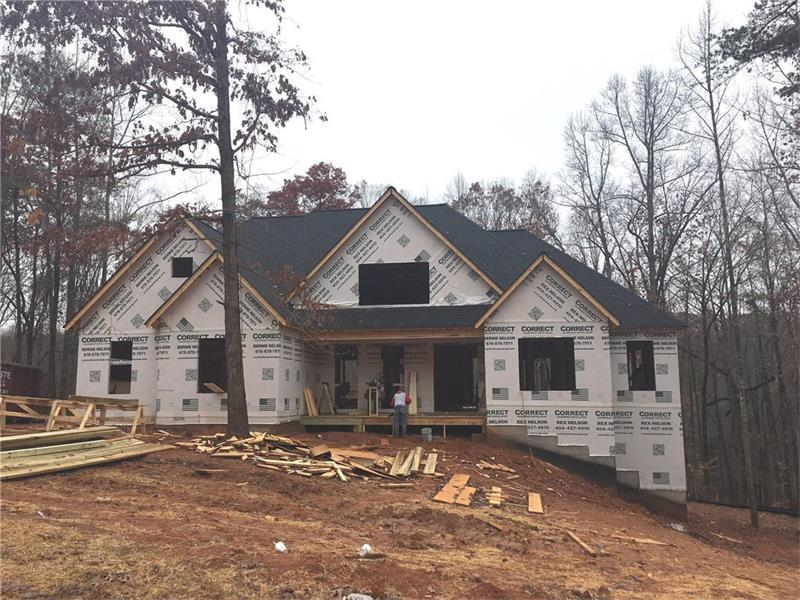 49 Black Oak Lane, Dawsonville, GA 30534 (MLS #5761502) :: North Atlanta Home Team