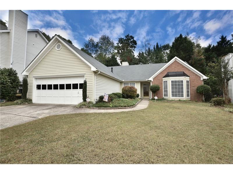 2934 Shady Woods Circle, Lawrenceville, GA 30044 (MLS #5761610) :: North Atlanta Home Team