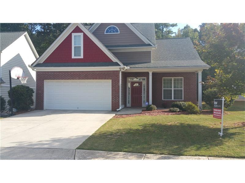 5815 Mitchell Chase Trail, Mableton, GA 30126 (MLS #5761860) :: North Atlanta Home Team