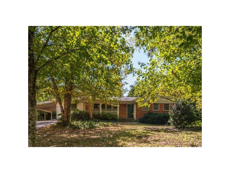 5036 Tilly Mill Road, Dunwoody, GA 30338 (MLS #5761892) :: North Atlanta Home Team