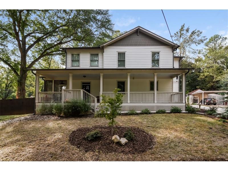 1279 Thomas Road, Decatur, GA 30030 (MLS #5761941) :: North Atlanta Home Team